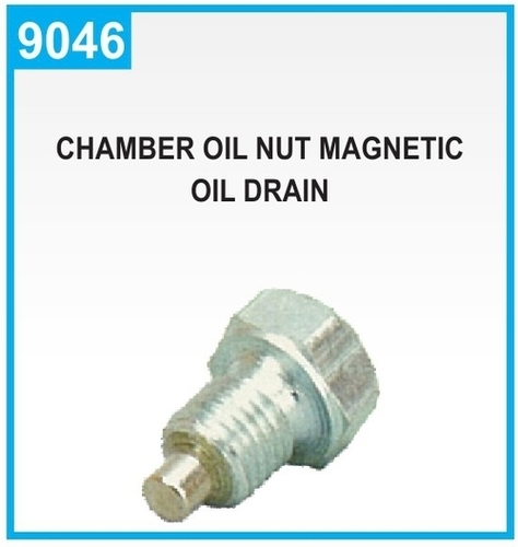 Chamber Oil Nut Magnetic Old Drain