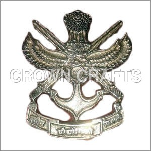 Army Brass Badge