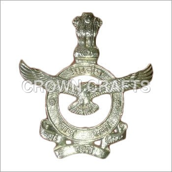 Police & Army Brass Badges