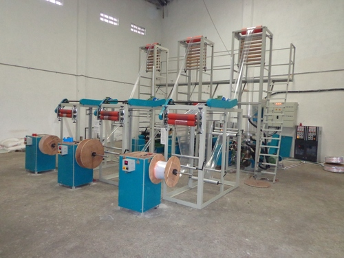 Zipper Lock Extrusion Plant