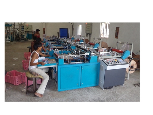 LDPE Zip Lock Extrusion Machine