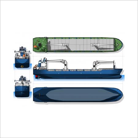 Detailed Engineering Boat