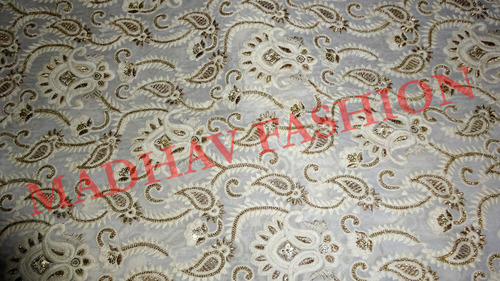 Embroidery Garments fabric