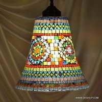 Lighting Edison Mini Glass Pendant Hanging Lamp Modern Light