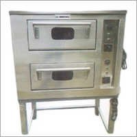 Two Deck Baking Oven