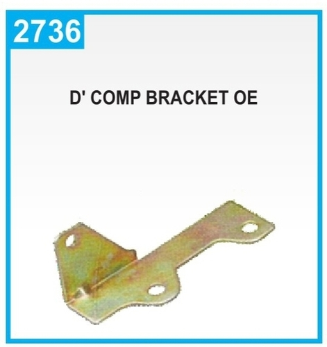 Decompressor Bracket
