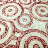 Pasting Tufted Carpet