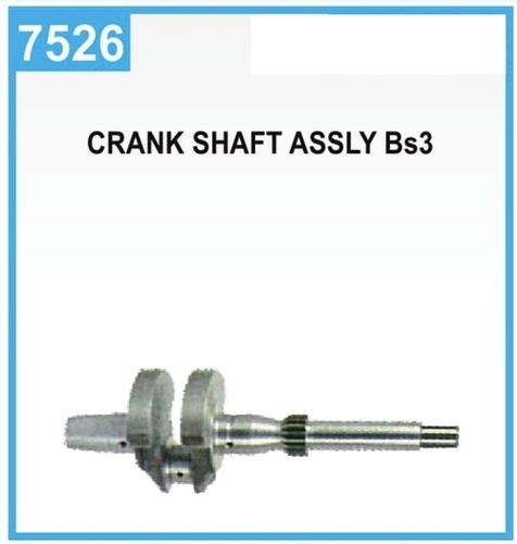 Crank Shaft Assly Bs3