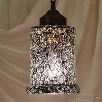 Vintage Antique Hanging Pendant Light