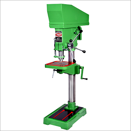 20 mm (mt.3) Electric Pillar Drill Machine