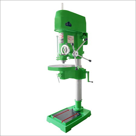 25 mm Heavy Duty Round Model Pillar Drill Machine
