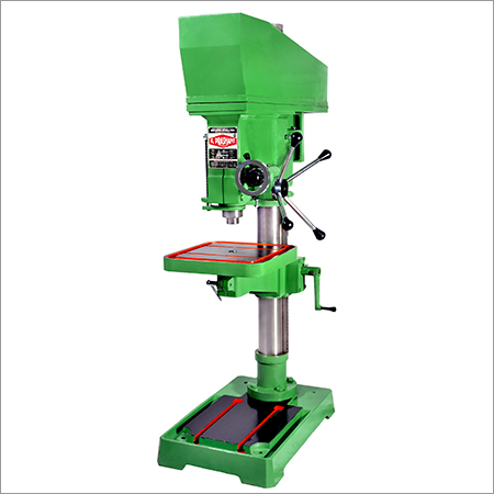 32 MM Pillar Drill Machine