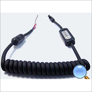 Kffth Type Spiral Cable