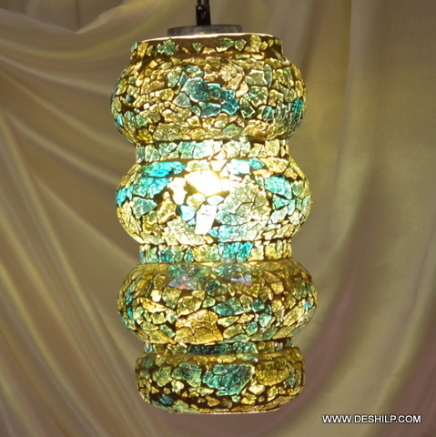 HANGING,MOSAICGLASS HANGING,DECORATIVE RESIDENTIAL HANGING,