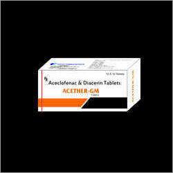 Aceclofenac & Diacerin Tablets