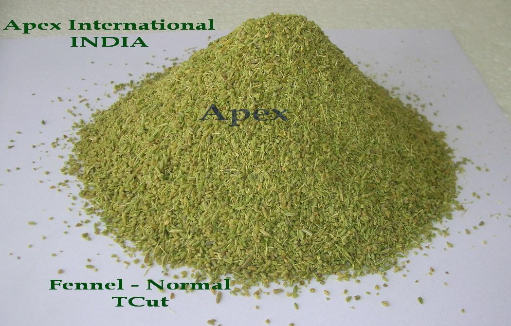 Fennel Seeds T-Cut (Foeniculum Vulgare)