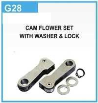 Cam Flower Set With Washer & Lock
