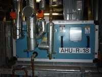 Air Handling Units piping service