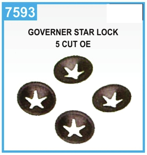 Governer Star Lock 5 Cut OE