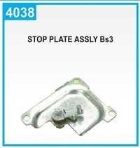 Stop Plate Assly Bs3