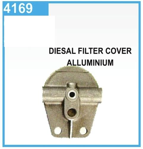 Diesal Filter Cover Alluminum