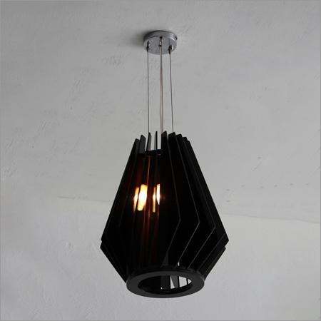 MDF Designer Lamp