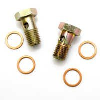 Bolt Copper Washer