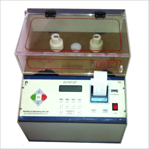 Transformer Oil BDV Test Set