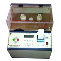 Transformer Oil BDV Test Set