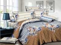 Multicolor New Design Floral Bed Sheet