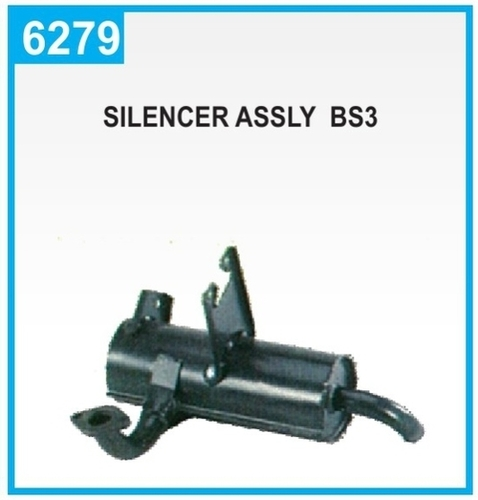 Silencer Assly BS3
