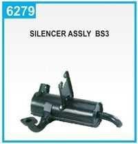 Silencer Assly BS3