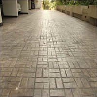 Stamped Concrete Flooring Service