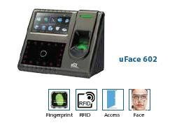 Attendance & Access Control (Multi Biometric)