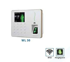 Wireless Time Attendance System