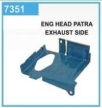 Eng Head Patra Exhaust Side