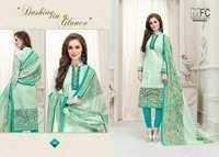 Cotton salwar suits mfc pashmina vol-3