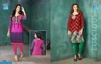 Cotton printed kurti by mcm herione