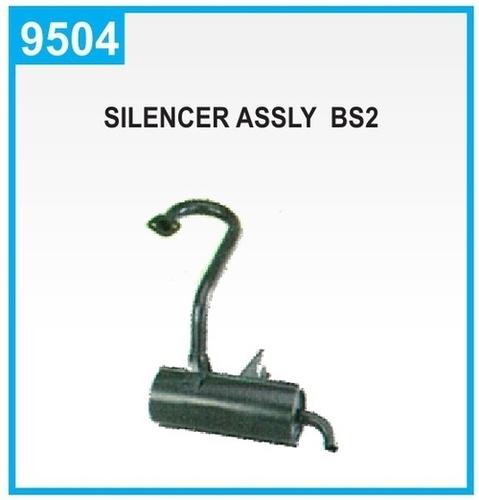 Sliencer Assly BS2