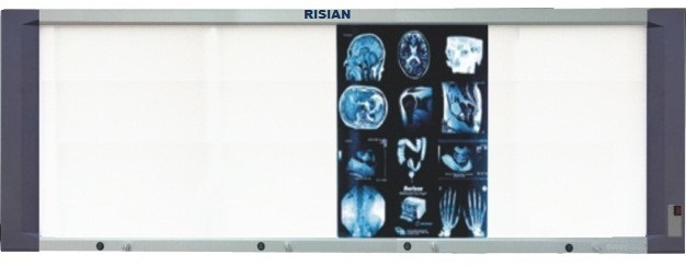 RISIAN Quad section LED X ray Film Viewer