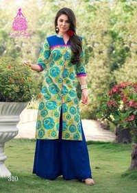 Cotton kurti town beauty vol-3 by kajal style