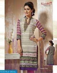 Cotton ladies kurti by kundan kashmiri kurti vol-2