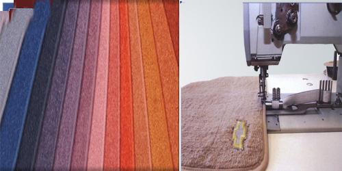 Shaggy Carpet Tufting Machine