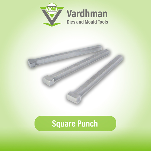 Square Piercing Punch