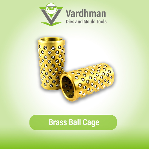 Brass Ball Cage