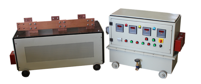Primary Current Injection Test Set Three Phase Up to 25000Amp and 500kVA