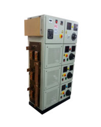 Primary Current Injection Test Set Three Phase ( Up to 25000Amp, 500kVA)
