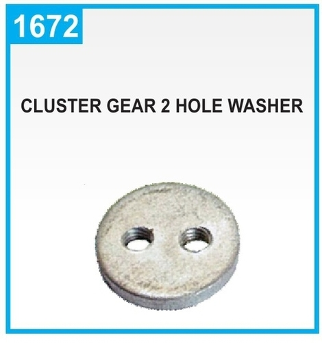 Cluster Gear 2 Hole Washer