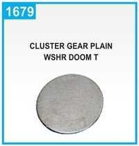 Cluster Gear Plain Washer Doom Type