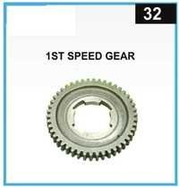1ST Speed Gear